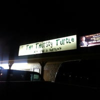 Photo taken at Thirsty Turtle by Kristin D. on 4/29/2013