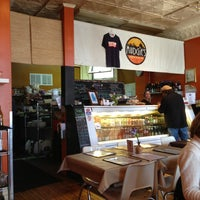 Photo taken at Mudgie's Deli by Beckie T. on 2/25/2013