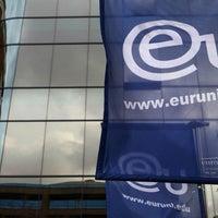 Photo taken at EU Business School Barcelona - European College by Arina F. on 10/16/2012