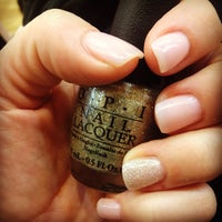 Photo taken at Boutique Nails by Kristin P. on 12/29/2013