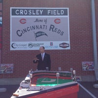 Photo taken at Site of Crosley Field by Sherry R. on 6/8/2016