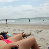 Photo taken at Wrightsville Beach by Ashleigh R. on 7/30/2013
