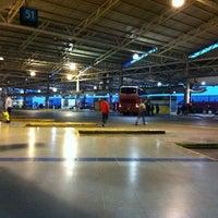 Photo taken at Terminal de Buses San Borja by Benjamin L. on 11/11/2012