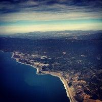 Photo taken at Santa Barbara Municipal Airport (SBA) by Carri on 12/21/2012