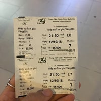 Photo taken at Trung Tâm Chiếu Phim Quốc Gia (National Cinema Centre) by Linh N. on 10/12/2016
