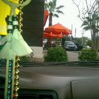 Photo taken at Dunkin Donuts by Adrian D. on 2/14/2013