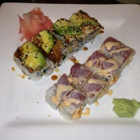 Photo taken at Sushi Love by Mark S. on 5/7/2013