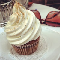 Photo taken at Hamptons Cupcakes by Billy T. on 3/27/2013