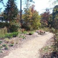 Photo taken at North Carolina Botanical Gardens by Kam W. on 11/3/2012