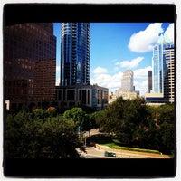 Photo taken at Radisson Hotel & Suites Austin Downtown by Dawn R. on 9/17/2012