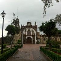 Photo taken at San Pedro Atocpan by José B. on 3/30/2014