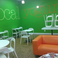 Photo taken at Local Yogurt by LiLi on 6/9/2013