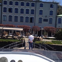 Photo taken at Sumahan On The Water Hotel Istanbul by Haluk G. on 4/13/2013