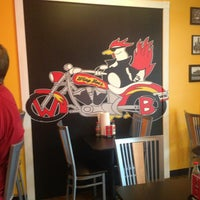 Photo taken at Wing Boss by Ronnie M. on 12/24/2012