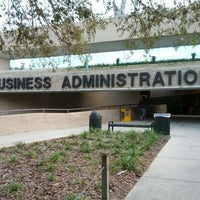 Photo taken at College of Business (BSN) by Bruce B. on 11/30/2012