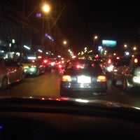 Photo taken at Si Udom Intersection by Jeddilok P. on 5/6/2016