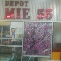 Photo taken at Depot Mie 55 by odink on 10/21/2013
