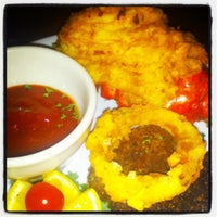 Photo taken at Riverfront Steakhouse by Timotheus M. on 10/22/2012
