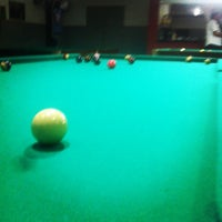 Photo taken at Executivo Snooker Bar e Bilhar by Leandro F. on 9/1/2015