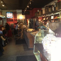 Photo taken at Quartermaine Coffee by Igor K. on 1/27/2013