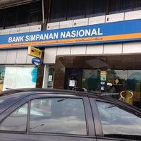 Photo taken at Bank Simpanan National by Farid H. on 2/12/2015