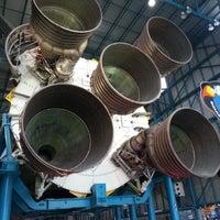Photo taken at Apollo/Saturn V Center by Elis S. on 1/4/2013
