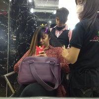 Photo taken at Heaven's Beauty Salon & Spa by Tsitsiritsi on 3/9/2015