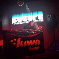 Photo taken at Kava Lounge by Kristi H. on 5/1/2014