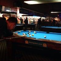 Photo taken at Diamonds Billiard Club by George B. on 9/26/2013