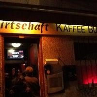 Photo taken at Kaffee Burger by Ilya Z. on 2/3/2013