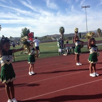 Photo taken at Sierra Vista jr high by Benny G. on 10/16/2012