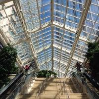 Photo taken at Prudential Center Courtyard & Garden by Patrick G. on 8/8/2014