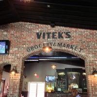 Photo taken at Vitek's by Blue S. on 7/18/2013