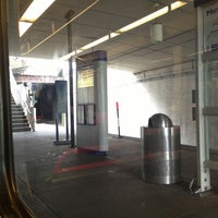 Photo taken at MetroLink - Civic Center Station by Camille S. on 7/21/2013