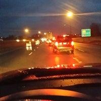 Photo taken at I-57/I-24 Split by Dennis H. on 12/20/2013