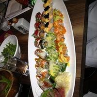 Photo taken at Sushi Damo by Grace H. on 5/25/2013