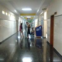 Photo taken at Universidade do Vale do Rio dos Sinos (Unisinos) by João Daniel A. on 3/1/2013