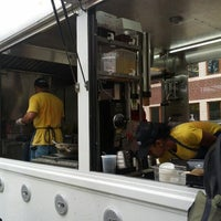 Photo taken at Clover Food Truck by Ye Z. on 10/1/2012