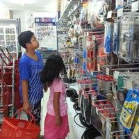 Photo taken at Depo Bagus Bangunan by Gra D. on 3/24/2013