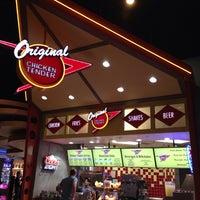 Photo taken at Original Chicken Tender by Spicytee on 3/1/2014