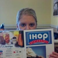 Photo taken at IHOP by Joshua W. on 1/12/2013