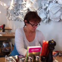 Photo taken at Fonteyne The Kitchen Woluwe by Sisske C. on 8/1/2015