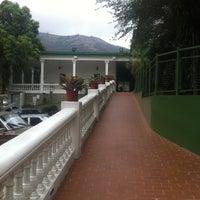 Photo taken at Balneario Las Trincheras - Aguas Termales by Cripso P. on 3/14/2013