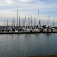 Photo taken at Coyote Point Yacht Club by Peter R. on 6/20/2014