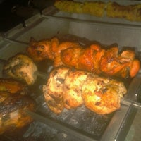 Photo taken at Banjara Bar & Restaurant by satish v. on 11/25/2012