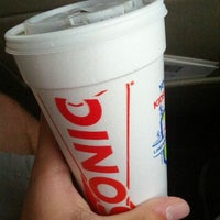 Photo taken at SONIC Drive In by Colton M. on 11/5/2012