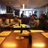 Photo taken at Masooms Cafe Xo by Yasir M. on 3/16/2012