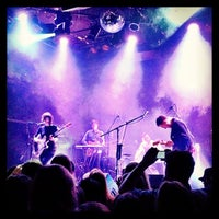 Photo taken at Bowery Ballroom by Chelsea Mae H. on 5/2/2013