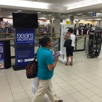 Photo taken at Sears by Zac M. on 8/15/2015