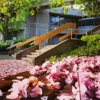 Photo taken at University of Victoria by Robin S. on 5/14/2013